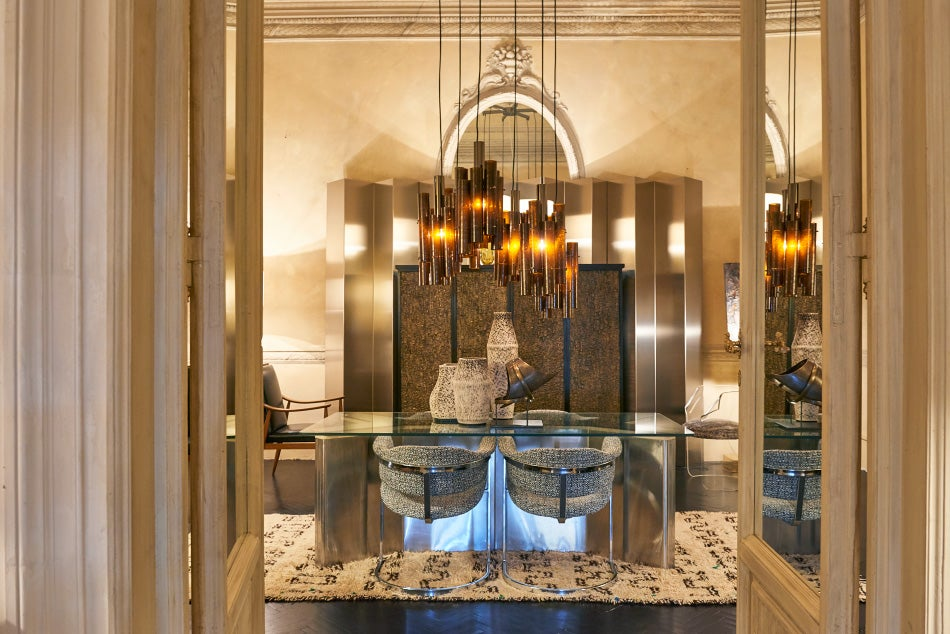 Meet the Couple behind the Chicest Franco-Florentine Design Gallery