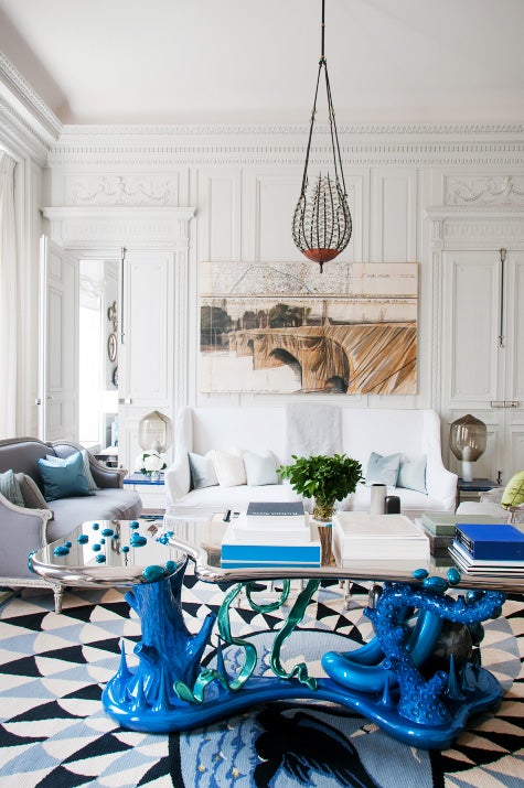 For Reed and Delphine Krakoff, a House Is Not Just a Home — It's a Dream!