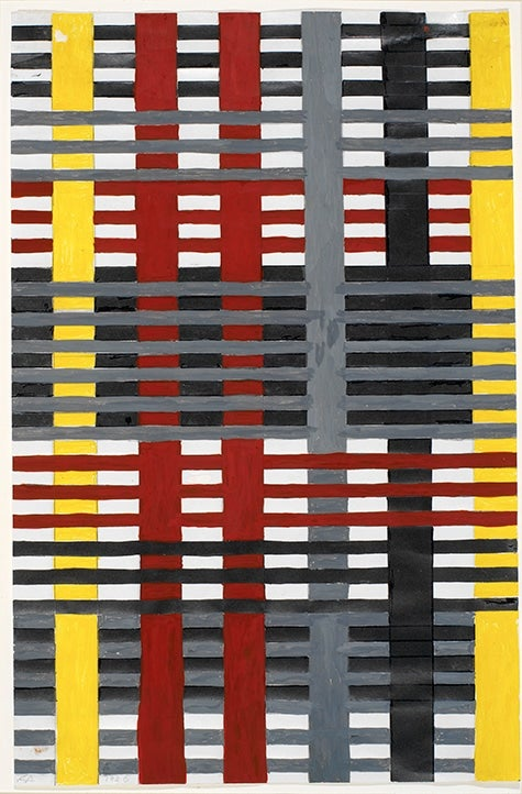 Unraveling the Abstract Weavings of Anni Albers