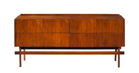 Carlo Hauner credenza, ca. 1960s, offered by R & Company