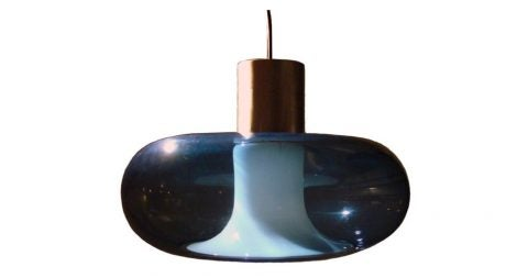 Carlo Nason for Mazzega pendant lamp, ca. 1960, offered by Good Design