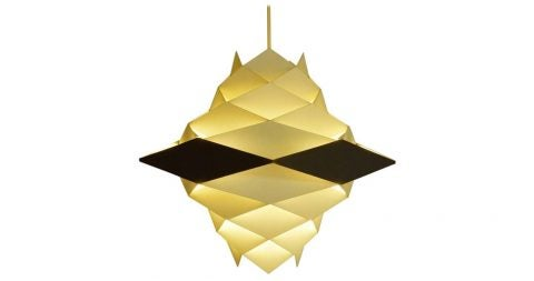 Preben Dal Symfoni pendant lamp, 1960s, offered by Novac