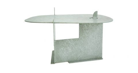 Isamu Noguchi Pierced table, 1982, offered by Converso