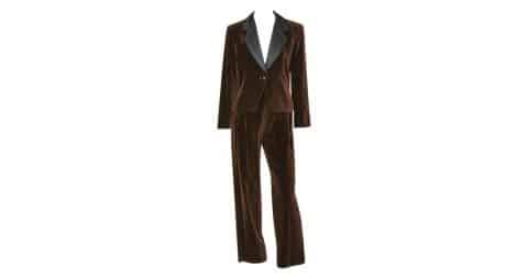 Yves Saint Laurent Le Smoking suit, offered by Marlene Wetherell Vintage Fashion