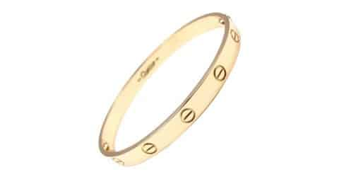 Cartier Love bracelet, offered by Fortrove