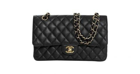 Chanel 2.55 bag, offered by a Second Chance Couture