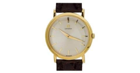Omega wristwatch, ca. 1958, offered by Wanna Buy a Watch?
