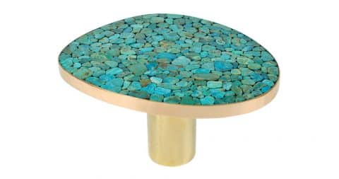 Kam Tin coffee table, new. Offered by Maison Rapin/88 Gallery Paris