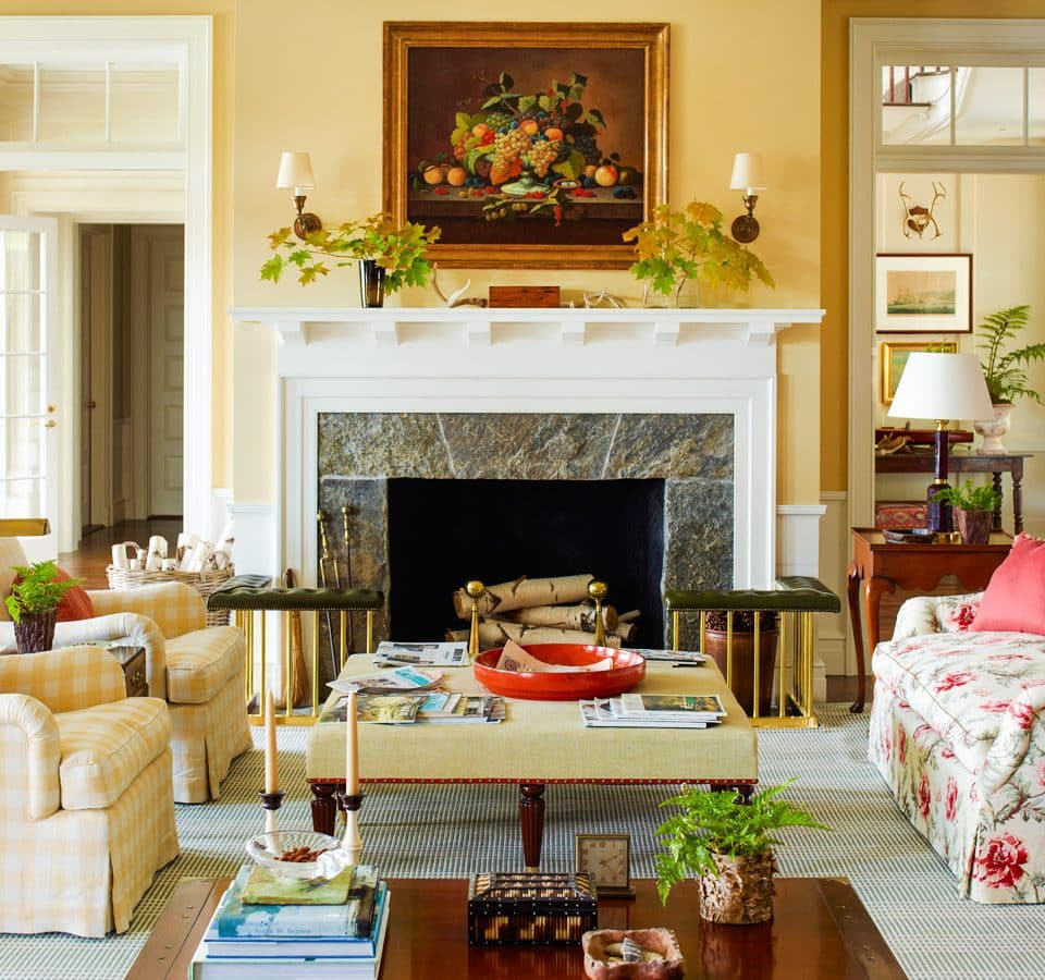 Gil Schafer Designs Homes That Look Traditional but Live Contemporary