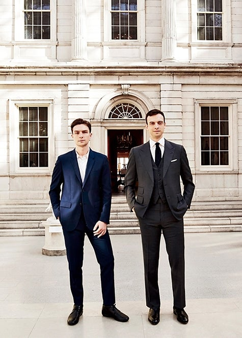 Meet the Millennial Brothers with a Passion for Early American Antiques