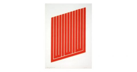 <i>Untitled,</i> 1961–63, offered by Sims Reed Gallery