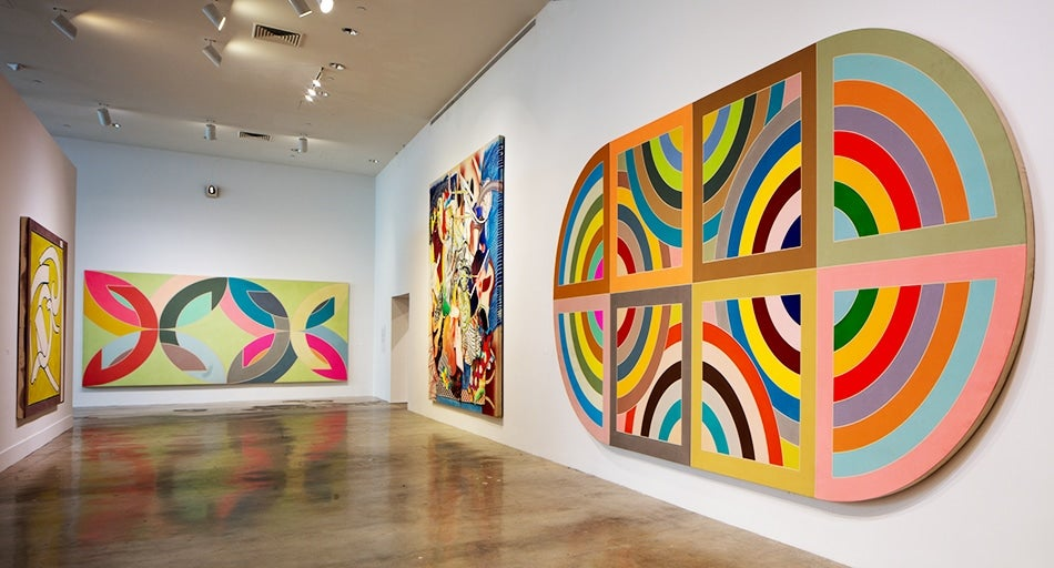 Frank Stella on Six Decades of Experimentation and Change
