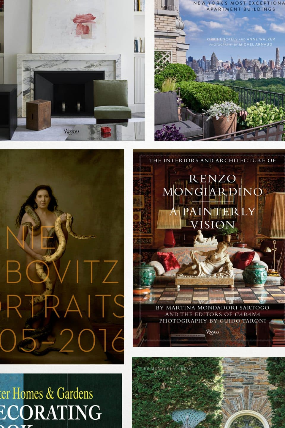 Our Annual Holiday Roundup of Sumptuous Design Books