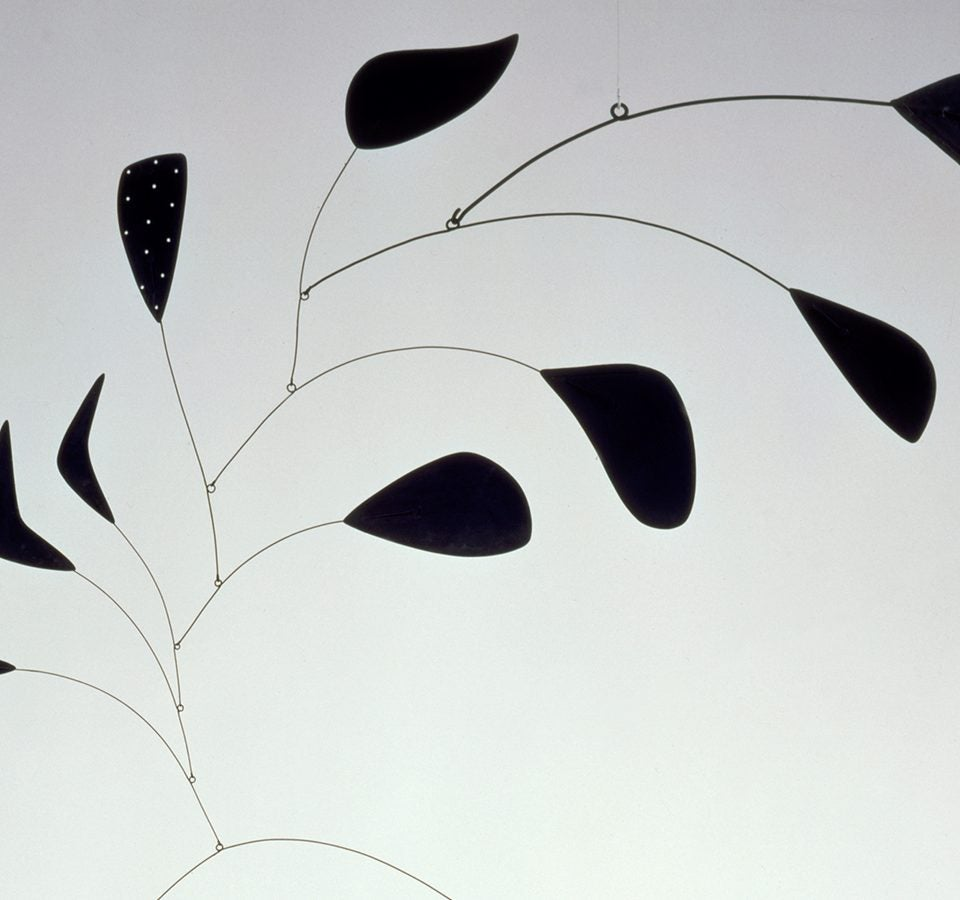 How Alexander Calder's Magical Mobiles Came to Be