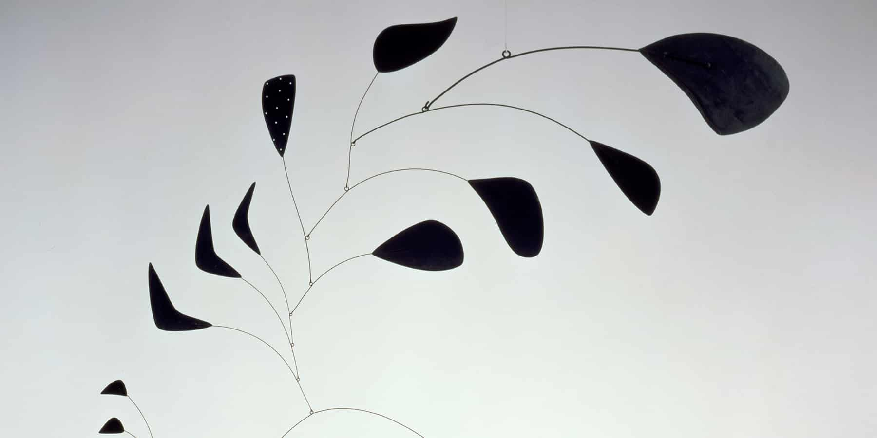 How Alexander Calder\'s Magical Mobiles Came to Be - 1stdibs ...