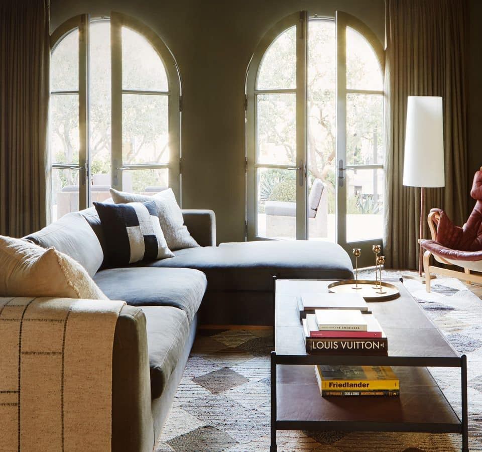 L.A.–Based Disc Interiors Balances the Sleek and the Soulful