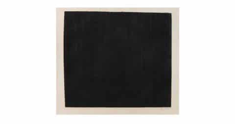 <i>Alberta Hunter</i>, 1985, by Richard Serra, offered by Susan Sheehan Gallery
