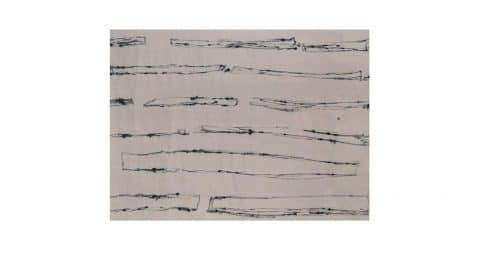 Abstract drawing, 2017, by Porter Teleo, offered by Porter Teleo