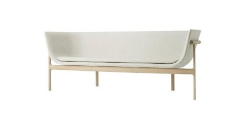 Rui Alves Tailor lounge sofa, new, offered by Menu