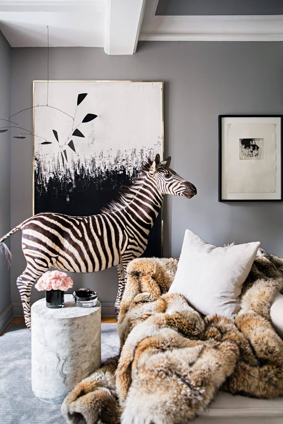 Why These Style Setters and Design Lovers Never Tire of Taxidermy