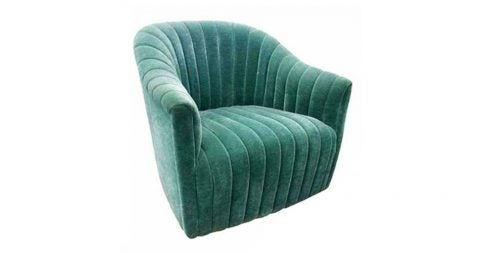 Ward Bennett for Brickell lounge chair, 1970s, offered by Metro Retro Furniture MCM Furniture