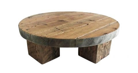 Dos Gallos Studio coffee table, new