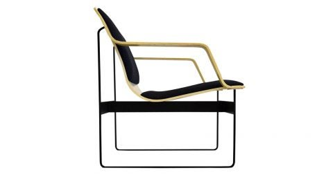 Günter Renkel for Rego armchair, 1950s, offered by Vintage Objects
