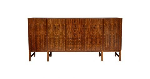 Rosewood sideboard, 1960s, offered by This Place