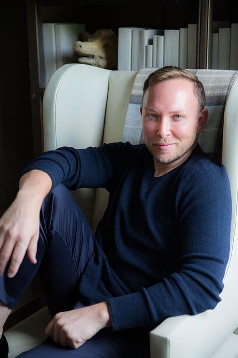 Chad James designer