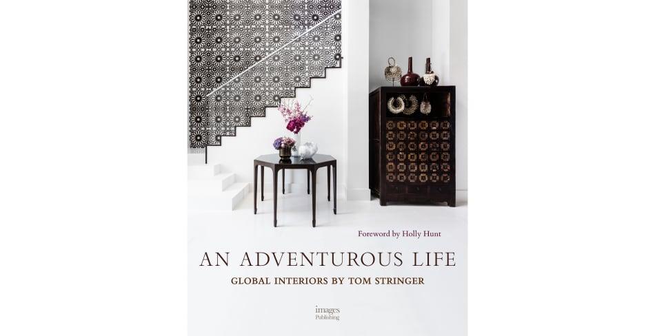 Chicago designer Tom Stringer book An Adventurous Life