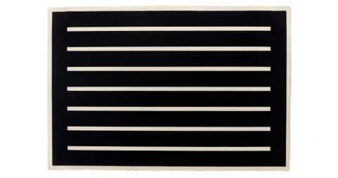 Set of four woodcuts, 1991–94, by Donald Judd, offered by Hiram Butler