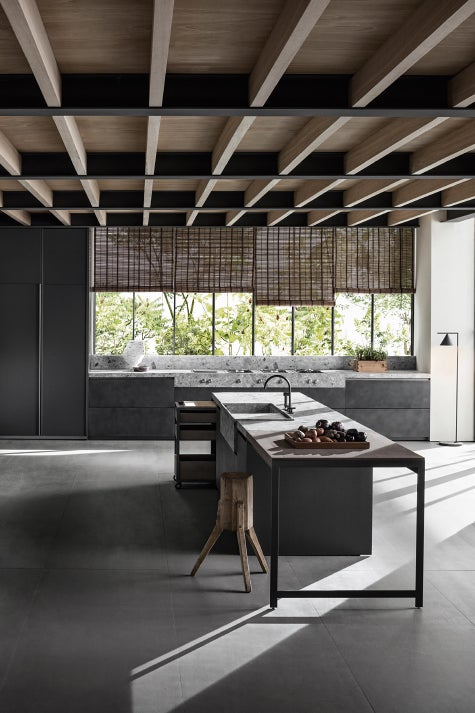 Belgian designer Vincent Van Duysen Molteni Dada kitchen
