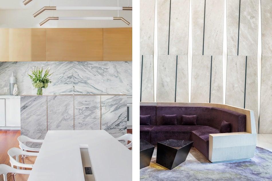 New York City Architect Jean-Gabriel Neukomm JG Neukomm Architecture Brooklyn Ashland kitchen and lobby