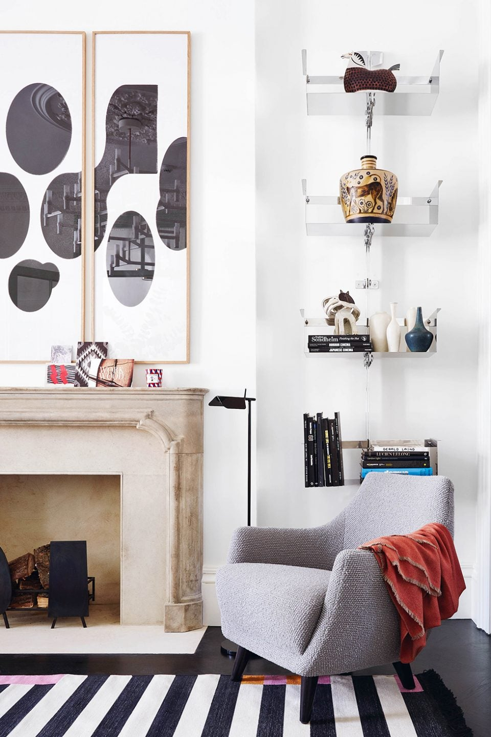 London-Based Suzy Hoodless Packs Her Spaces with Whimsy