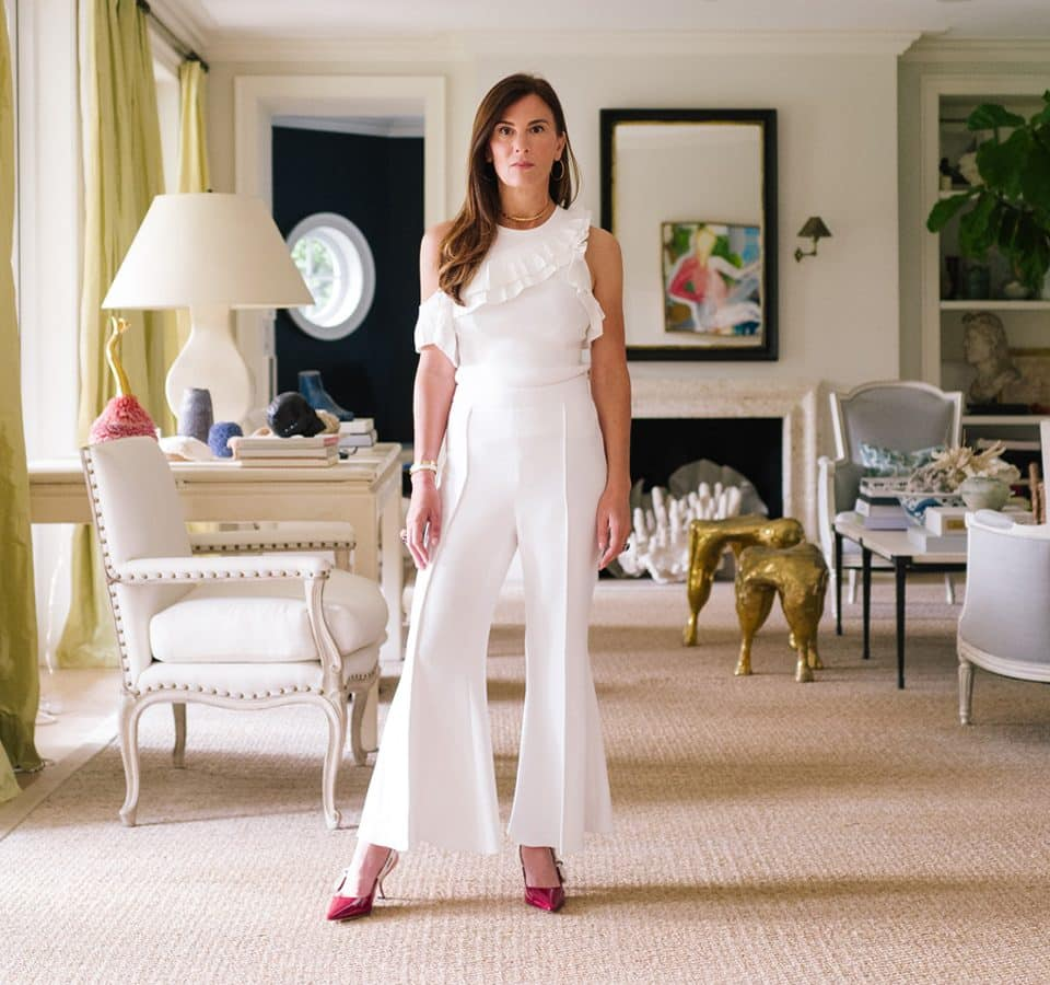 'Cultured' Mag Founder Takes Us Inside Her Home and Her Mini Media Empire