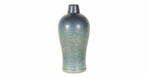 Gunnar Nylund vase, ca. 1950, offered by High Style Deco