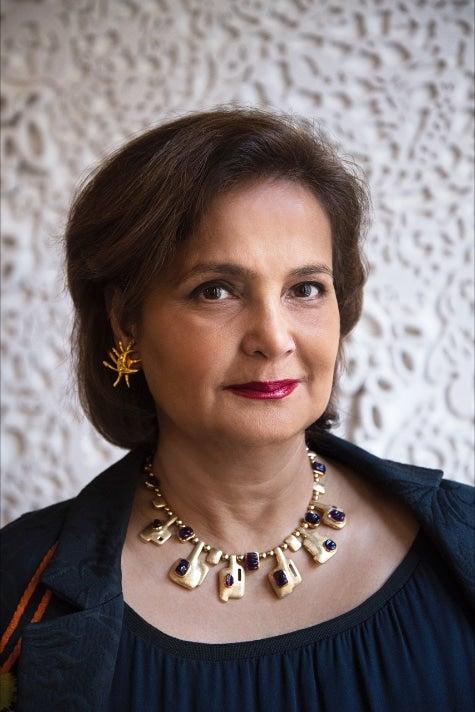 Mahnaz Ispahani Bartos