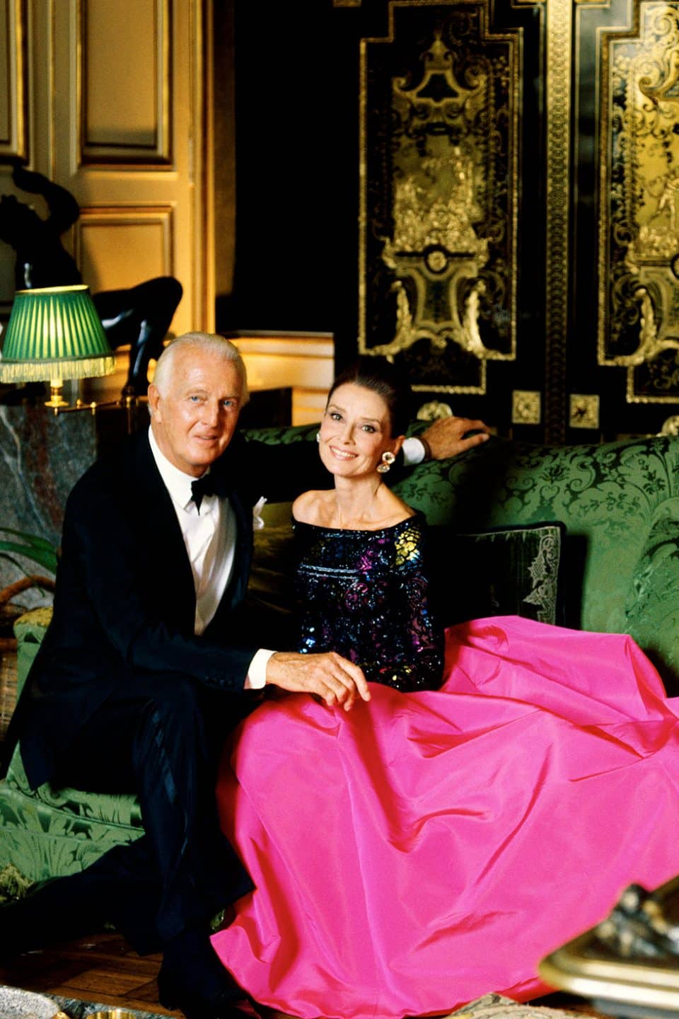 Remembering French Fashion Great Hubert de Givenchy