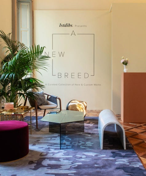 1stdibs milan a new breed exhibition during