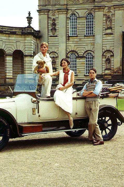 Brideshead Revisited Jeremy Irons