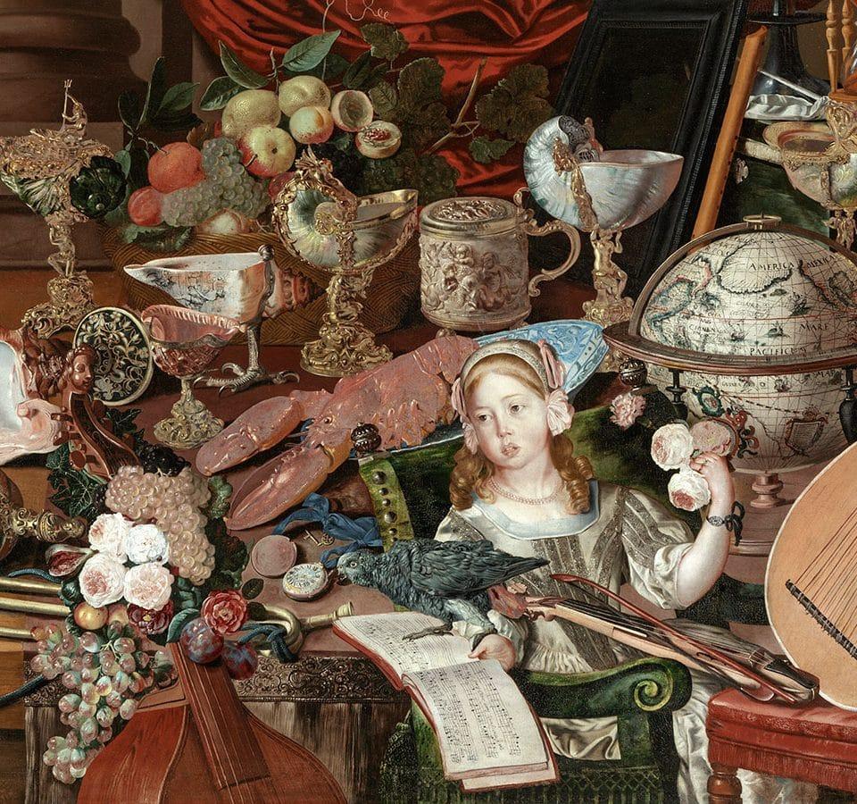 Fortune, Travel, Alchemy, Death: It's All in 'The Paston Treasure'