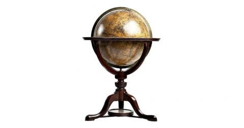Cary globe, ca. 1798, offered by Il Segno del Tempo