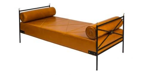 André Arbus–attributed daybed, 1940s, offered by Soyun K.