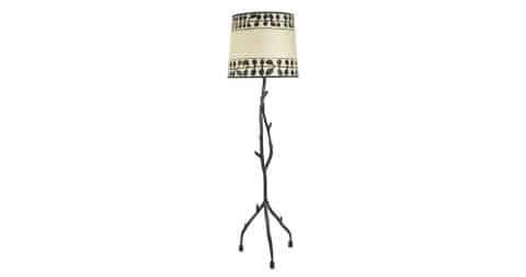 Élizabeth Garouste Scarabée d'or floor lamp, new