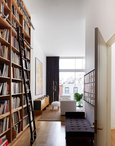 upper east side apartment by D'Apostrophe