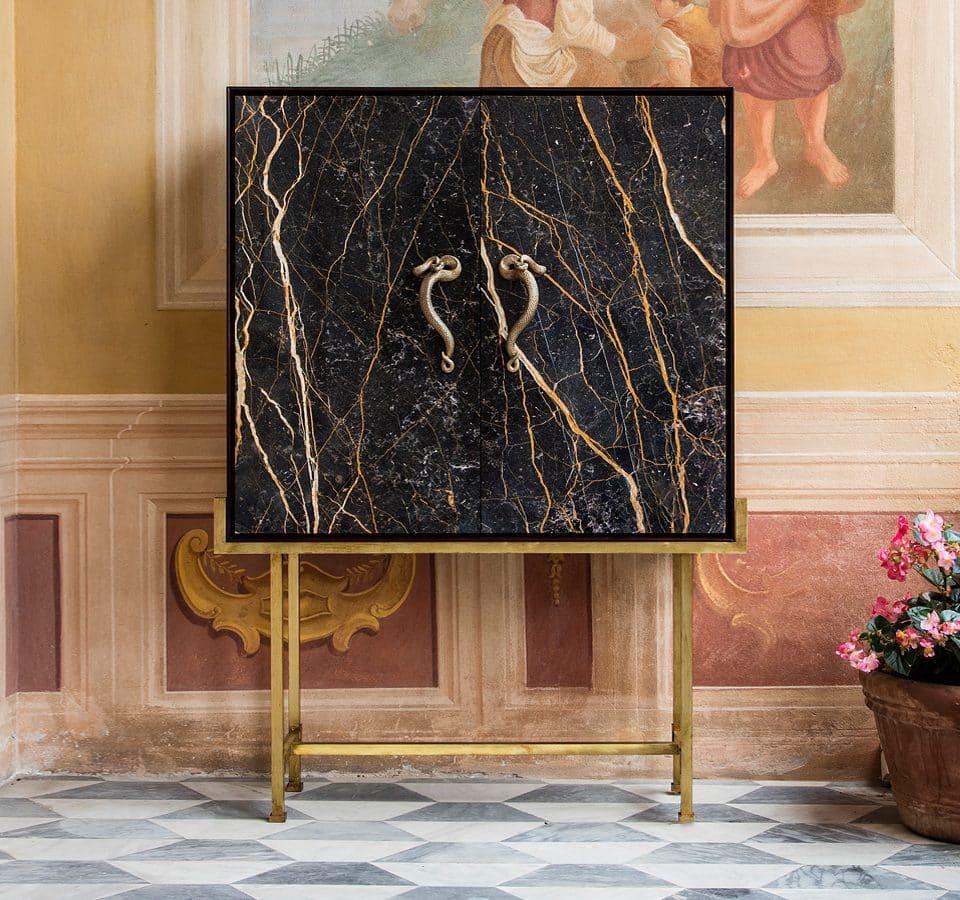 Fiammetta Vanelli Brings Noble Carrara Marble into the Future