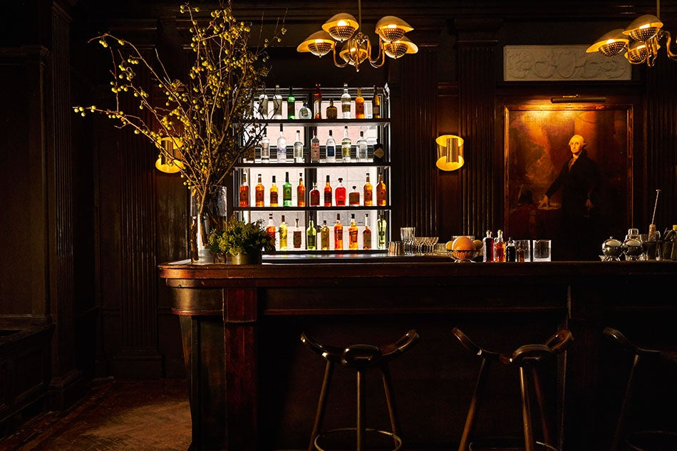George Washington bar