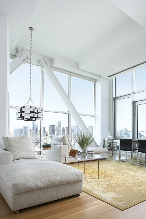 Bowery penthouse by Magdalena Keck