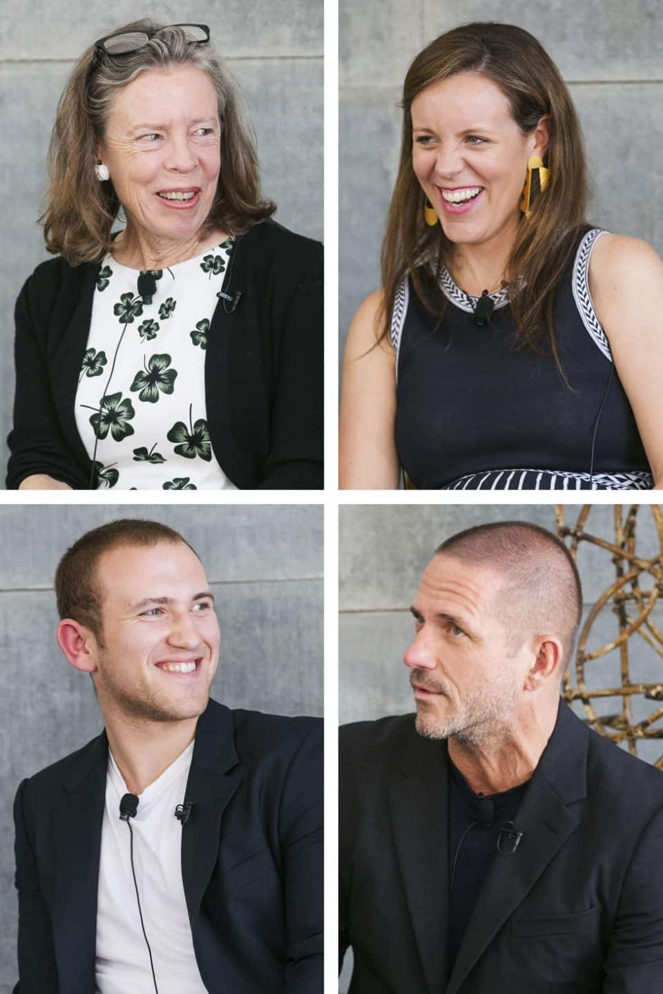 The Stilins and 'The McMillens' Discuss Parent-Child Design Dynamics