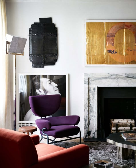 Robert Stilin living room for 2017 Kips Bay Showhouse